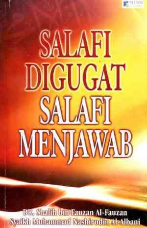 salafi digugat salafi menjawab